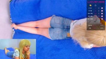 Barbie_Purple Wet CAM SHOW @ Chaturbate 31-07-2021
